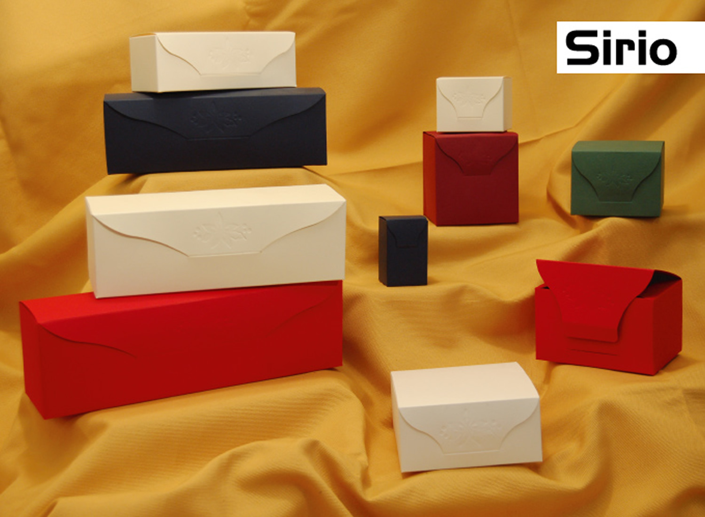 Scatolificio Eugubino scatola Sirio