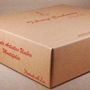 Tolosa Tiburzi Tessuto Artistico Umbro Montefalco Sabbia stampa serigrafica